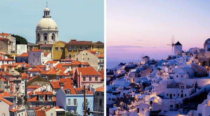 Portugal Golden Visa  versus Greece Golden Visa