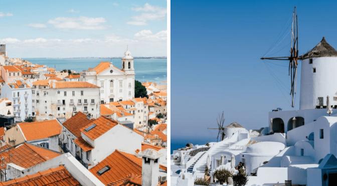 Golden Visa Programlarının Yıldızları: Portekiz ve Yunanistan
