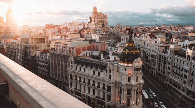 Nonchalant Giant of the Residency by Investment Sector: Spain Golden Visa