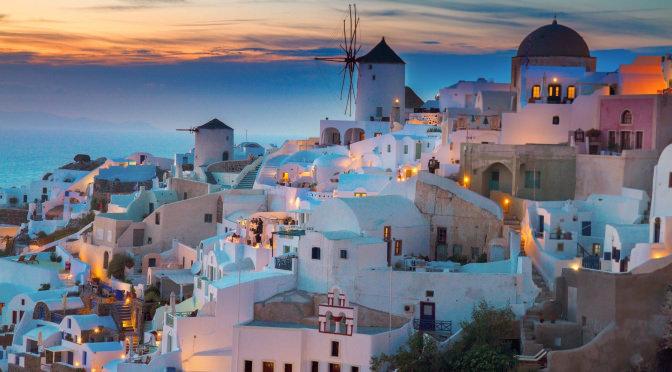 Yunanistan Temmuz Ayında İngiliz Turistlere Kapılarını Açtı