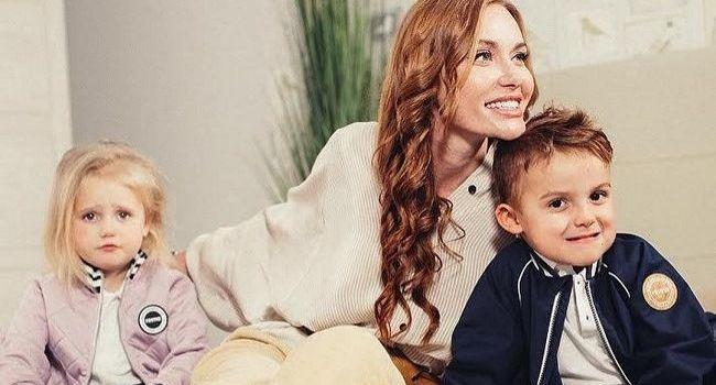 «За все время, которое я являюсь мамой Леона и Лауры, мы не проводили столько времени вместе»: Слава Каминская рассказала о плюсах карантина