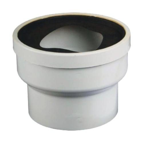 SG40 - Straight Pan Collar - Solvent Weld 110mm