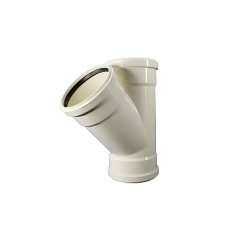 UY6144165 - 160mm X 45° UG Plain Junction Rubber Ring