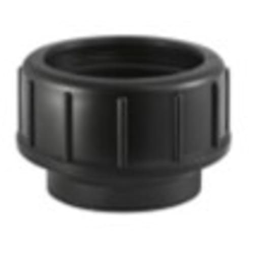 Geberit HDPE Threaded Conn with Screw Cap D50mm