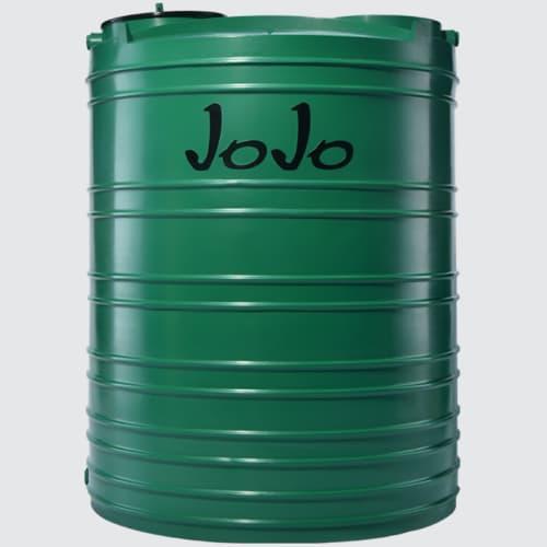 2700 JJG - 2700Lt Water Tank Jojo Green