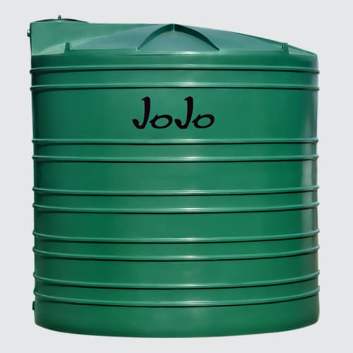 10000WA JJG - 10000Lt Water Tank Jojo Green
