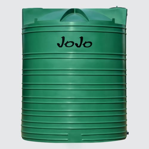 15000 JJG - 15000Lt Water Tank Jojo Green