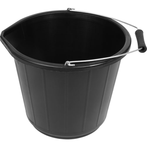 EMMERS - Building Bucket Black