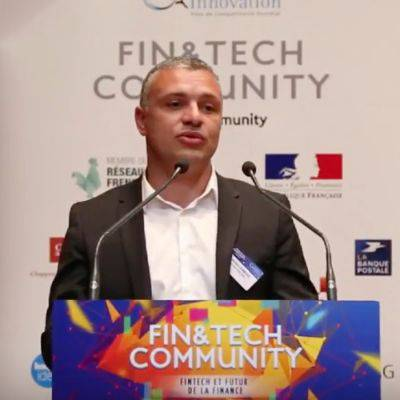 Adrien Lhabouz of Trecento Blockchain Capital
