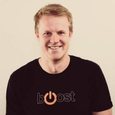 Brayton Williams of Boost VC