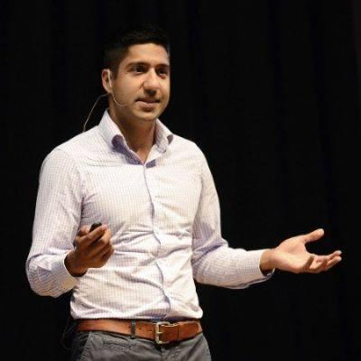 Reuben Bramanathan of Coinbase Index Fund