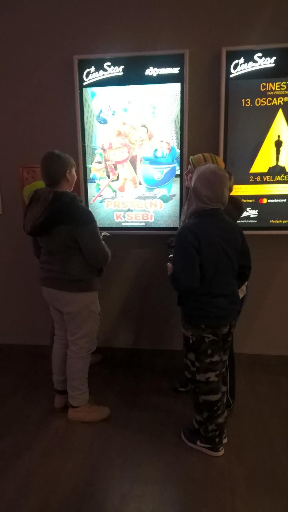Antunovčani u kinu