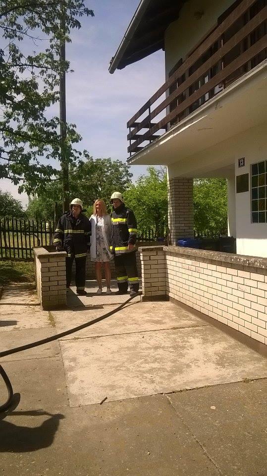 Provedena vježba evakuacije i spašavanja!