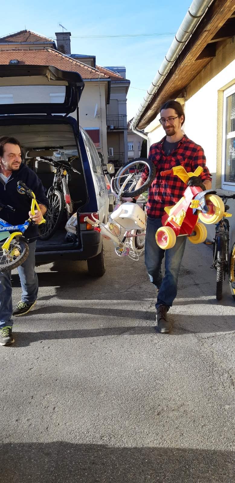 Imamo bicikle!