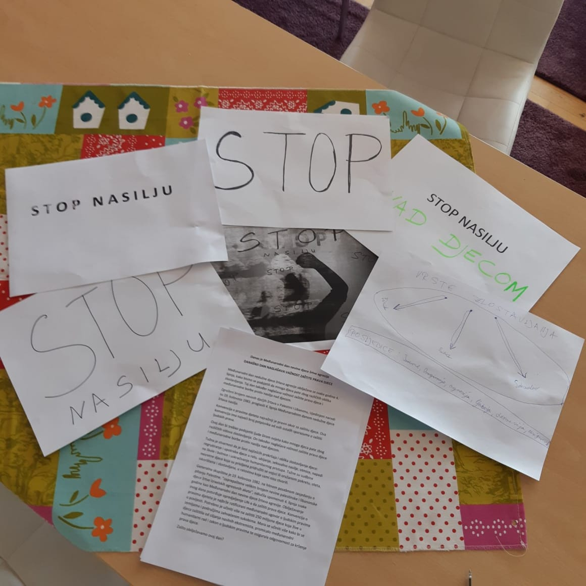 Obilježen Međunarodni dan djece žrtava nasilja