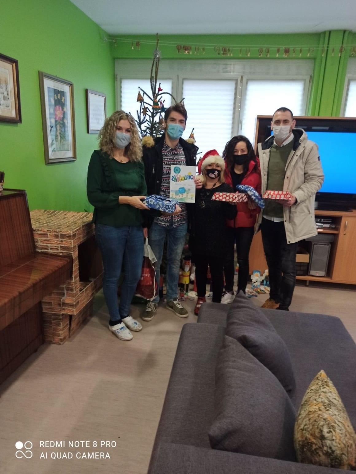 Hvala studentima dentalne medicine i sestrinstva!