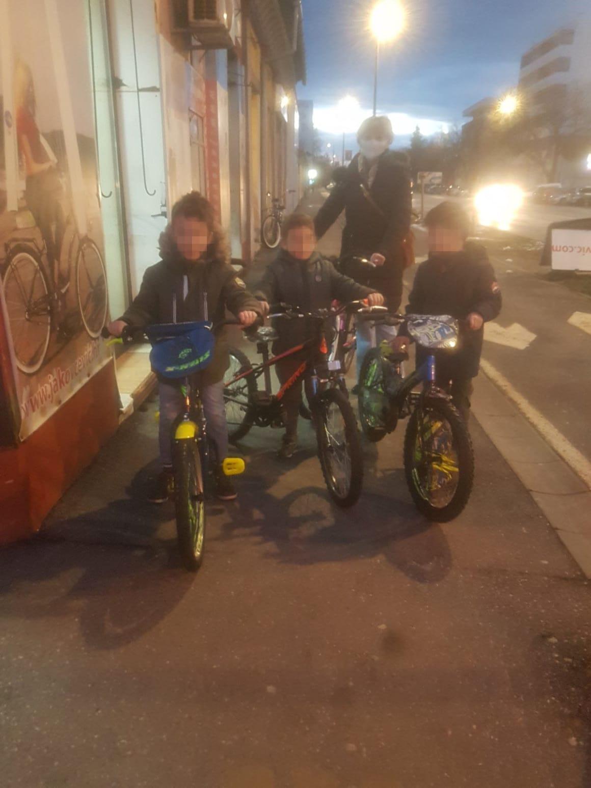 Imamo nove bicikle