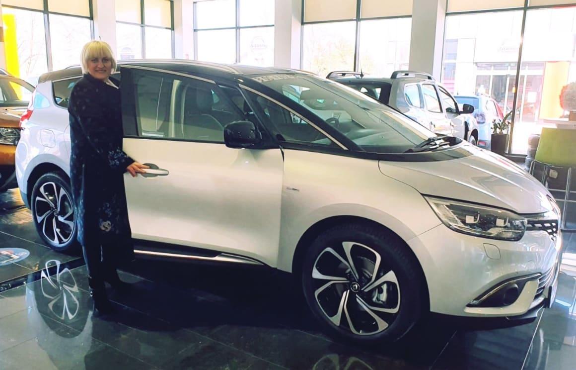 """Nabava i preuzimanje novih vozila u okviru projekta """"Zaslužujemo najbolje"""""""