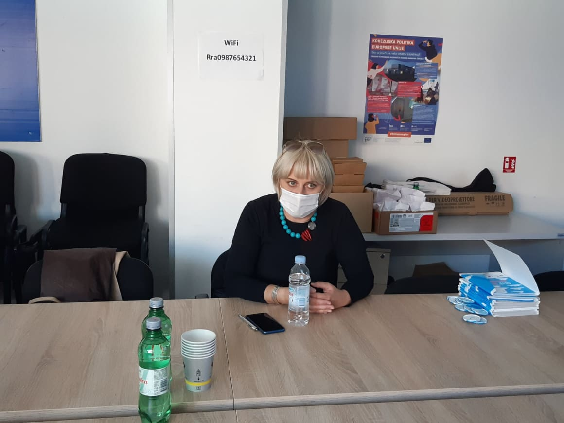 Predstavljanje inicijative Nosim plavo za udomiteljstvo
