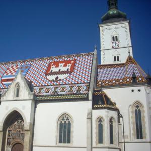 U Zagrebu