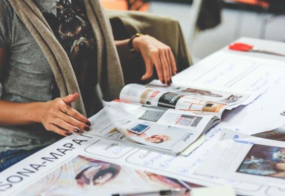 Odabir ponude za uslugu dizajna vizualnog identiteta projekta te izrade i tiska promotivnih materijala