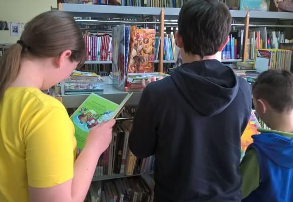 U povodu Međunarodnog dana dječje knjige