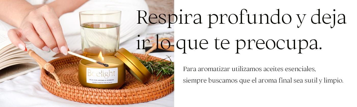 Para aromatizar utilizamos aceites esenciales,  siempre buscamos que el aroma final sea sutil y limpio.