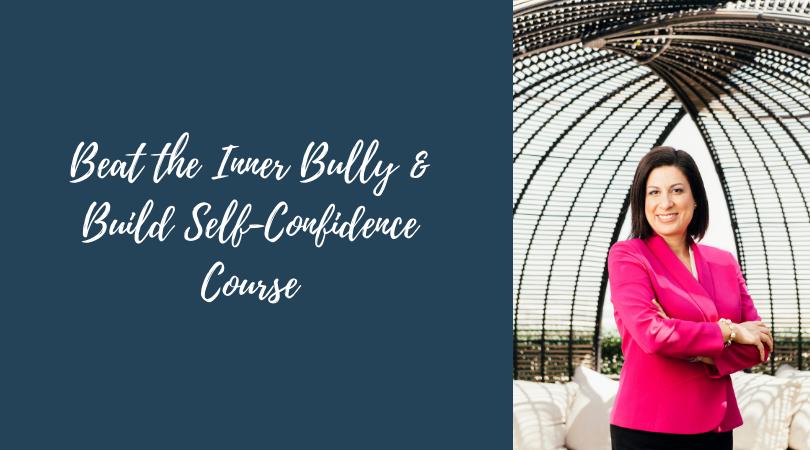 Beat The Inner Bully Course Build Self Confidence Monique Tallon