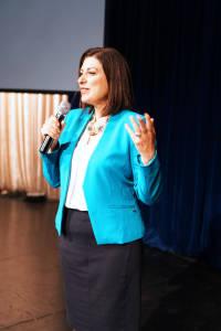 female corporate and business speaker - Monique Tallon