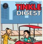 Tinkle Digest - November 2018