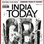 India Today English Magazine - 05.11.2018