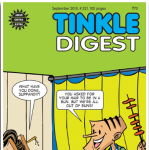 Tinkle Digest - September 2018