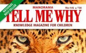Tell Me Why Magazine