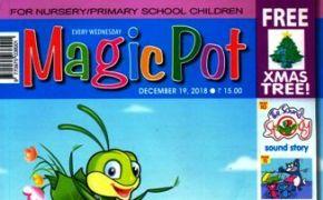 Magic Pot Magazine