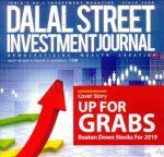 Dalal Street - Jan 07-20, 2019