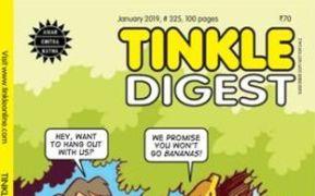 Tinkle Digest Magazine