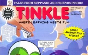 Tinkle Magazine