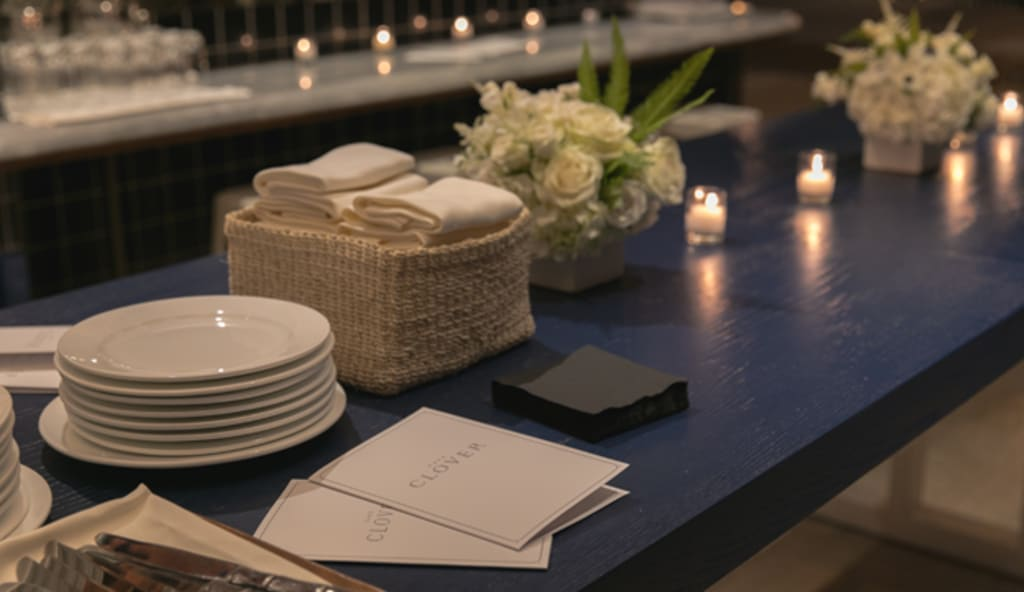 SixPlus | Private Dining: Simplified