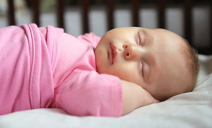 How to Avoid Flat Head Syndrome - Newborn Baby