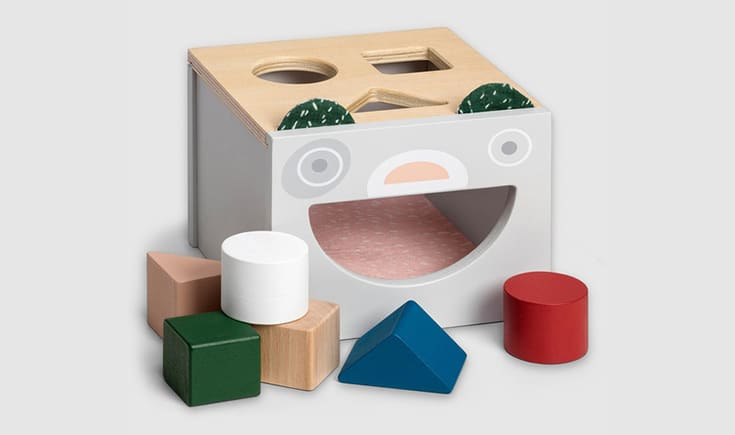 Micki Sorting Box