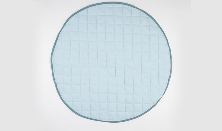 Cotton On Baby Quilted Play Mat - Babies