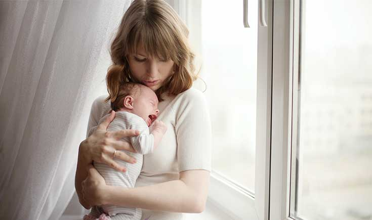 Mental health wellness tips for new mums