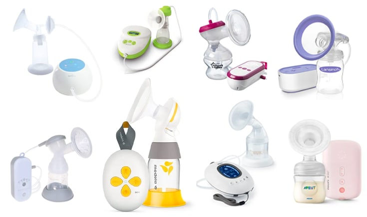 Best Single Electric Breast Pumps for 2021