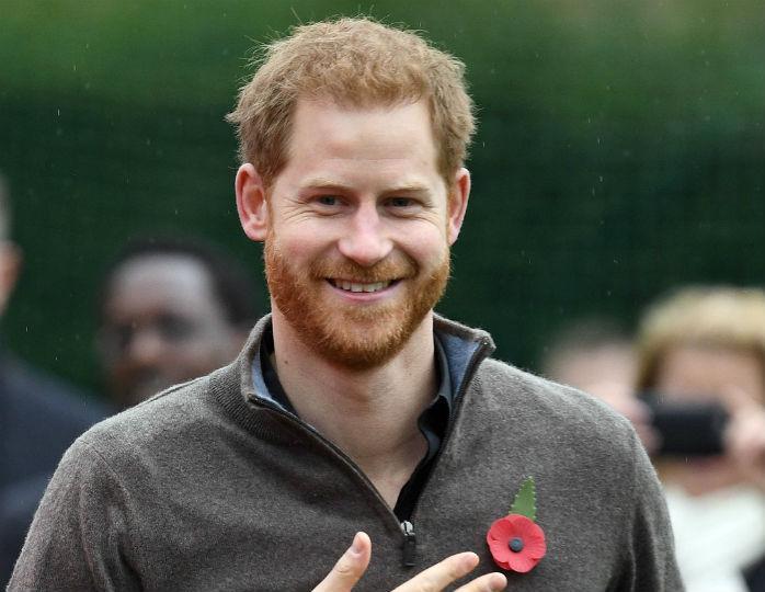 Стало известно о тайной помолвке принца Гарри с Челси Дэйви
