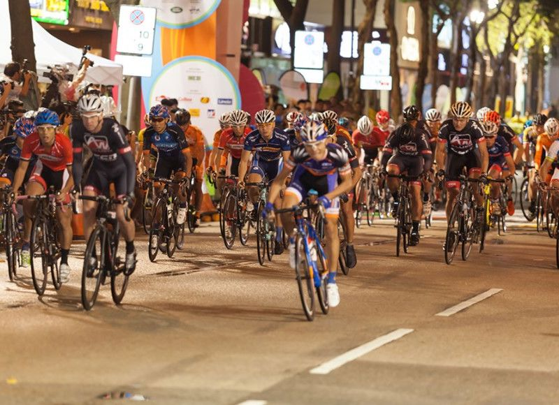 5,000 Cyclists Will Pedal in Hong Kong Cyclothon on 8 October