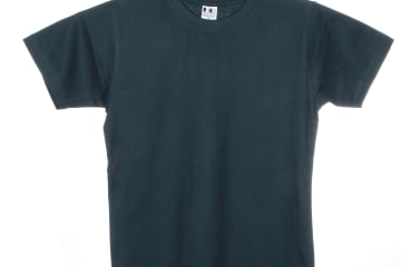 הדפסה על חולצה   חולצת כותנה   חולצות כותנה   חולצת כותנה בצבע אפור כהה