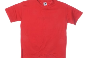 הדפסה על חולצה | חולצת כותנה | חולצות כותנה | חולצת כותנה אדומה