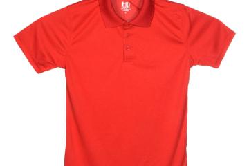 חולצת פולו   חולצות פולו דרייפיט   חולצת פולו בצבע אדום