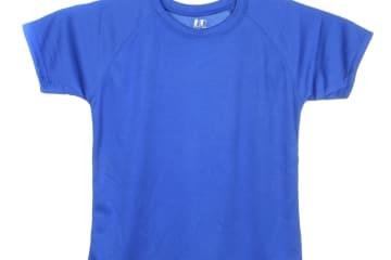 הדפסה על חולצה | חולצת דרייפיט | חולצות דרייפיט | חולצת דרייפיט בצבע כחול רויאל