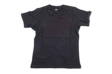 לייקרה | חולצת לייקרה | חולצת לייקרה וי לגברים | חולצת לייקרה וי לגברים בצבע שחור
